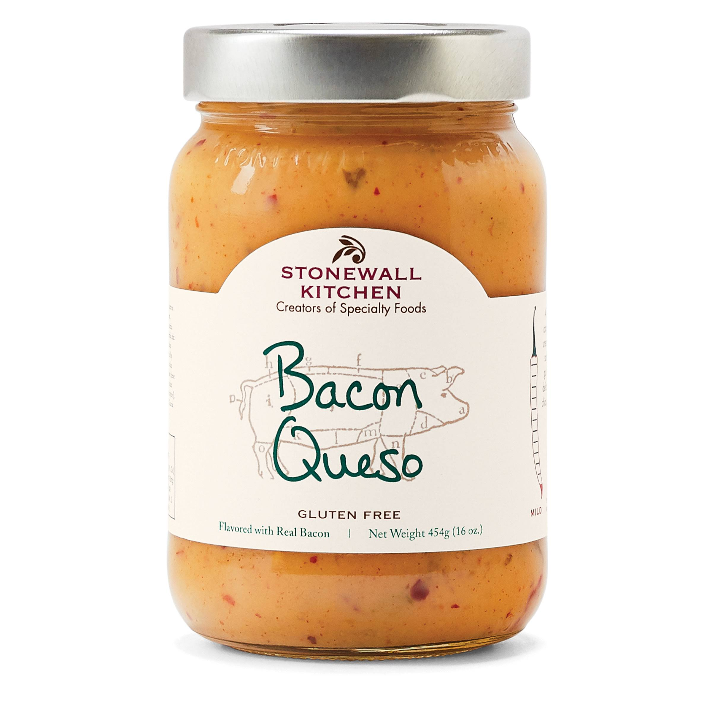Stonewall Kitchen Bacon Queso - 16oz