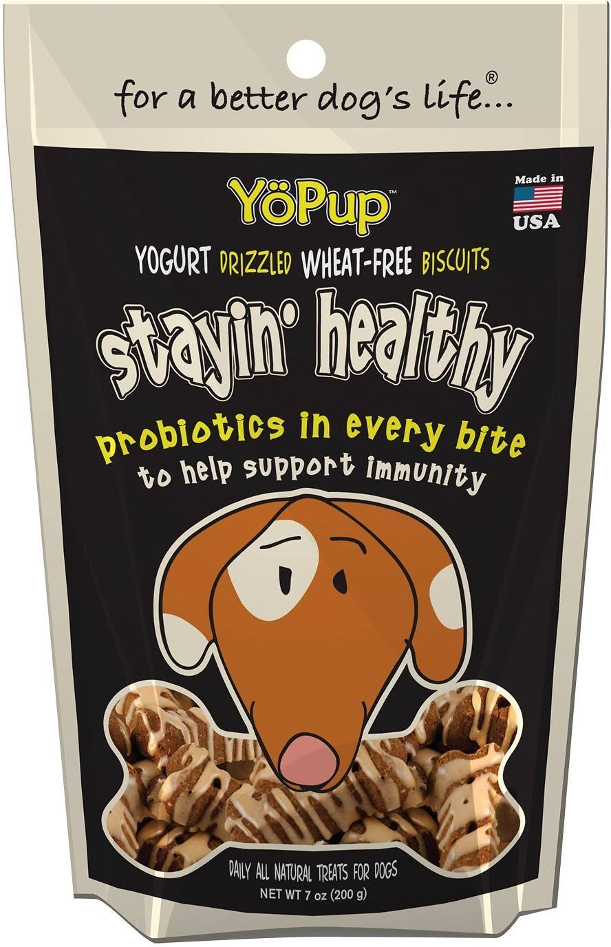 Yoghund YoPup Stayin Healthy Dog Treats - 200g