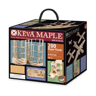 KEVA Maple Plank Set - 200 Maple Planks