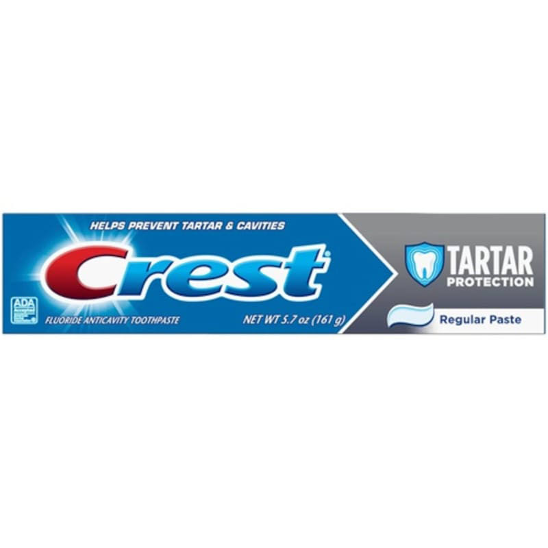 Crest Tartar Protection Toothpaste, Regular Paste