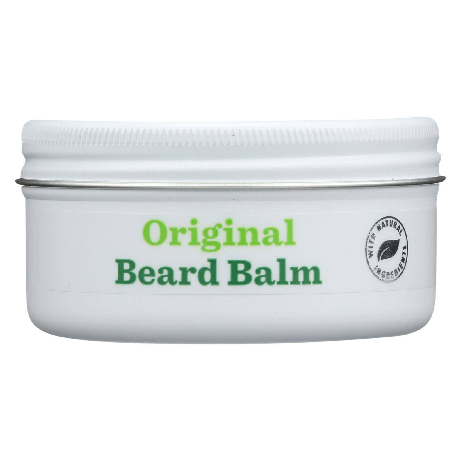 Bulldog Natural Skincare Beard Balm - Original, 2.5oz
