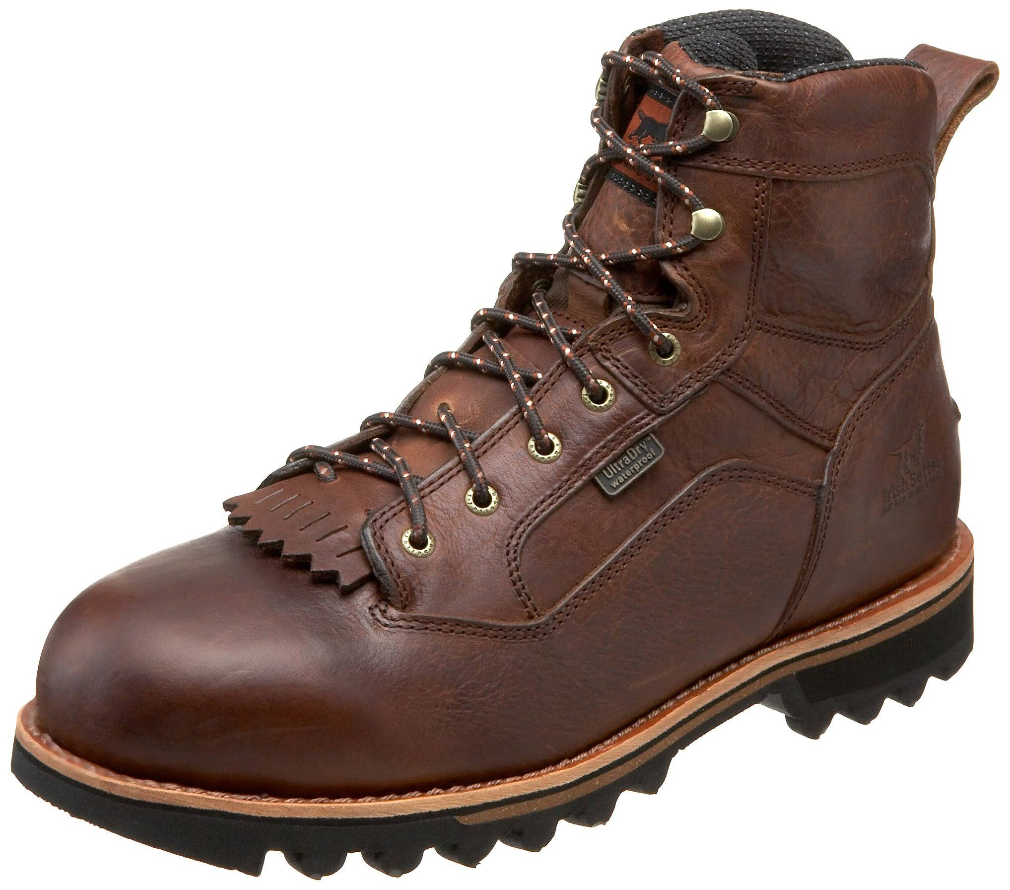 Irish Setter Men's Trailblazer Hunting Boots-11.5EE Brown