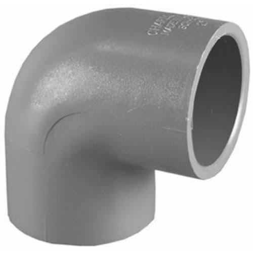 Charlotte Pipe PVC Elbow - 90 Degrees