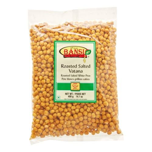 Bansi Roasted Salted Vatana - 14oz