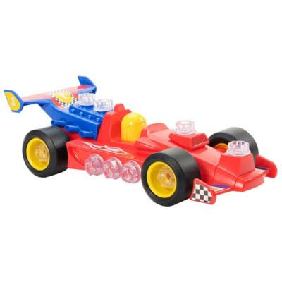 Design & Drill Power Play Vehicles Race Car - Educational Insights