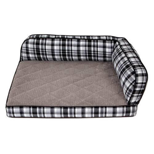 La-Z-Boy Sadie Sofa Dog Bed, Spencer Plaid