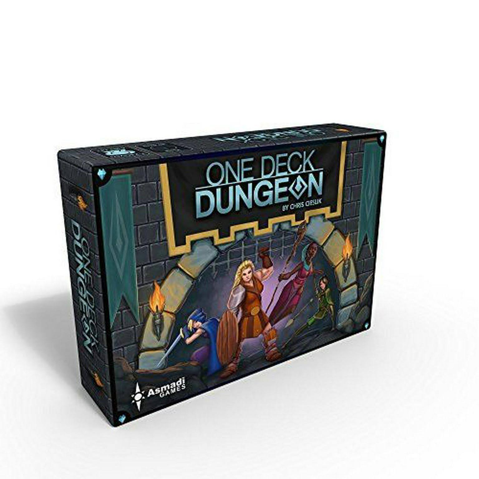 Asmadi Games One deck Dungeon Card Game