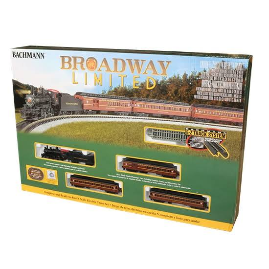 Bachmann BAC24026 Broadway Limited Train N Scale
