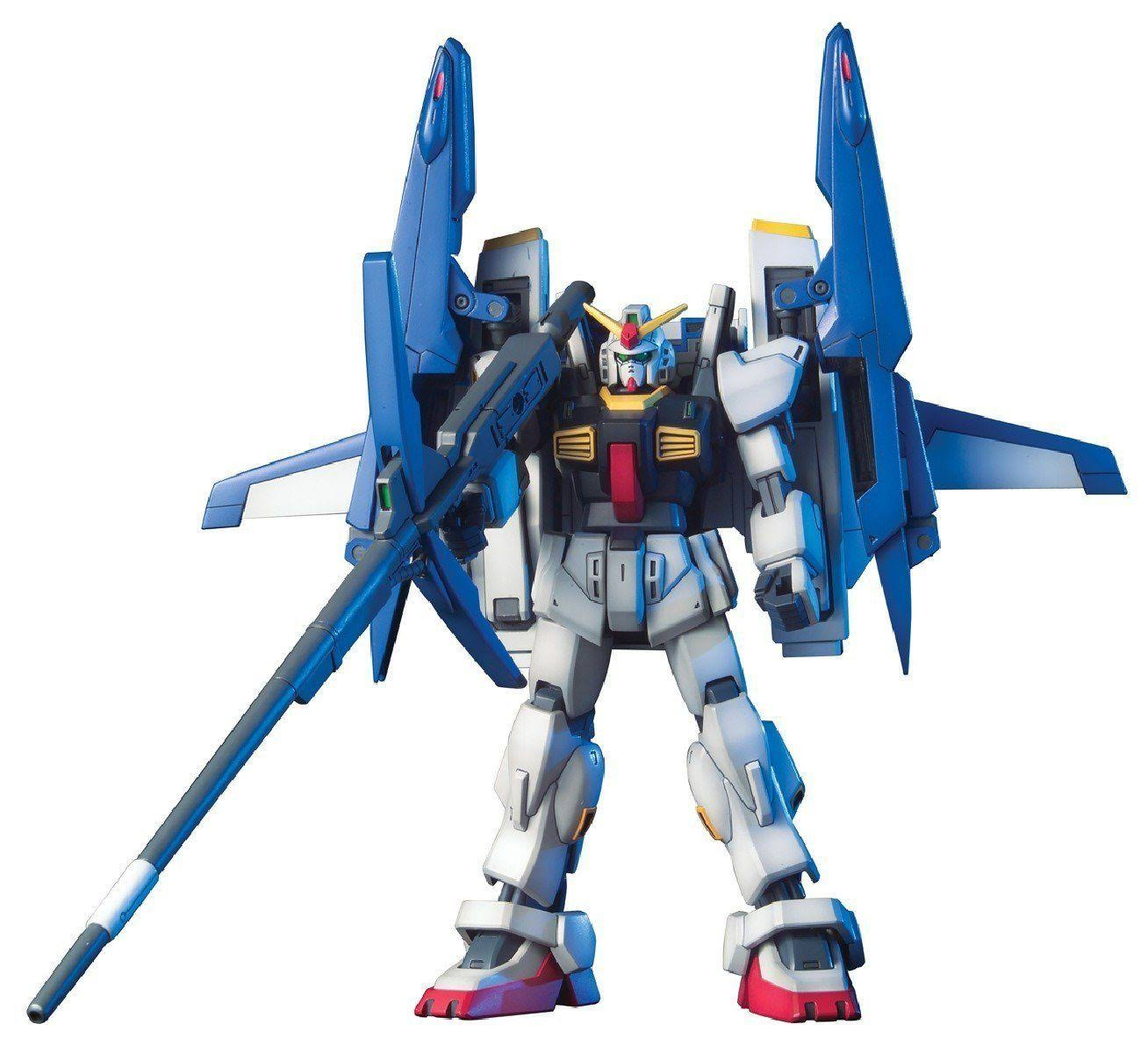 Bandai HGUC Mobile Suit Z Gundam Super Gundam Model Kit - 1:144 Scale