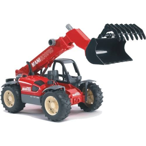 Bruder Manitou Telescopic Loader - 1:16 Scale