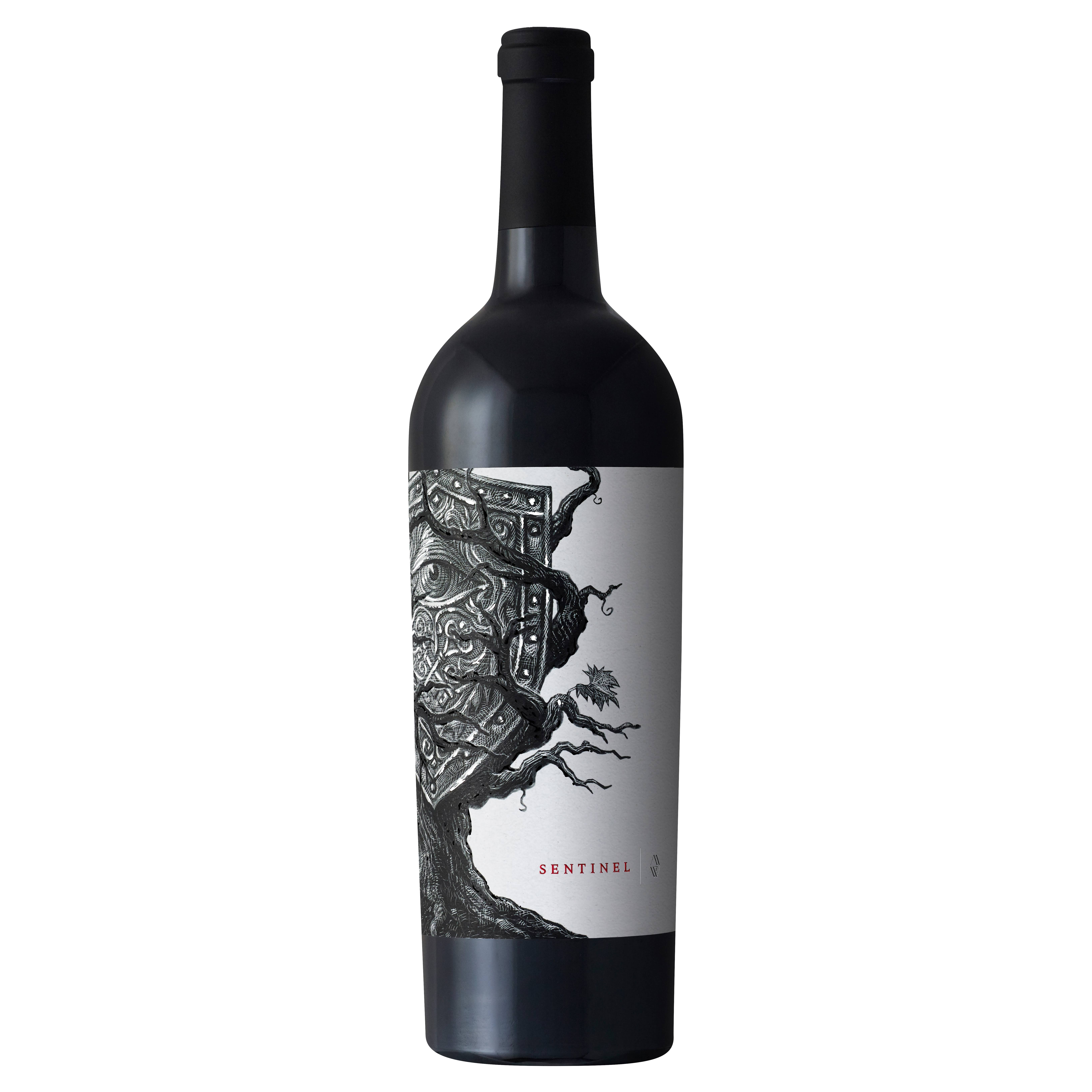 Mount Peak Winery Red Wine, Sentinel, Red Blend, California - 750 ml