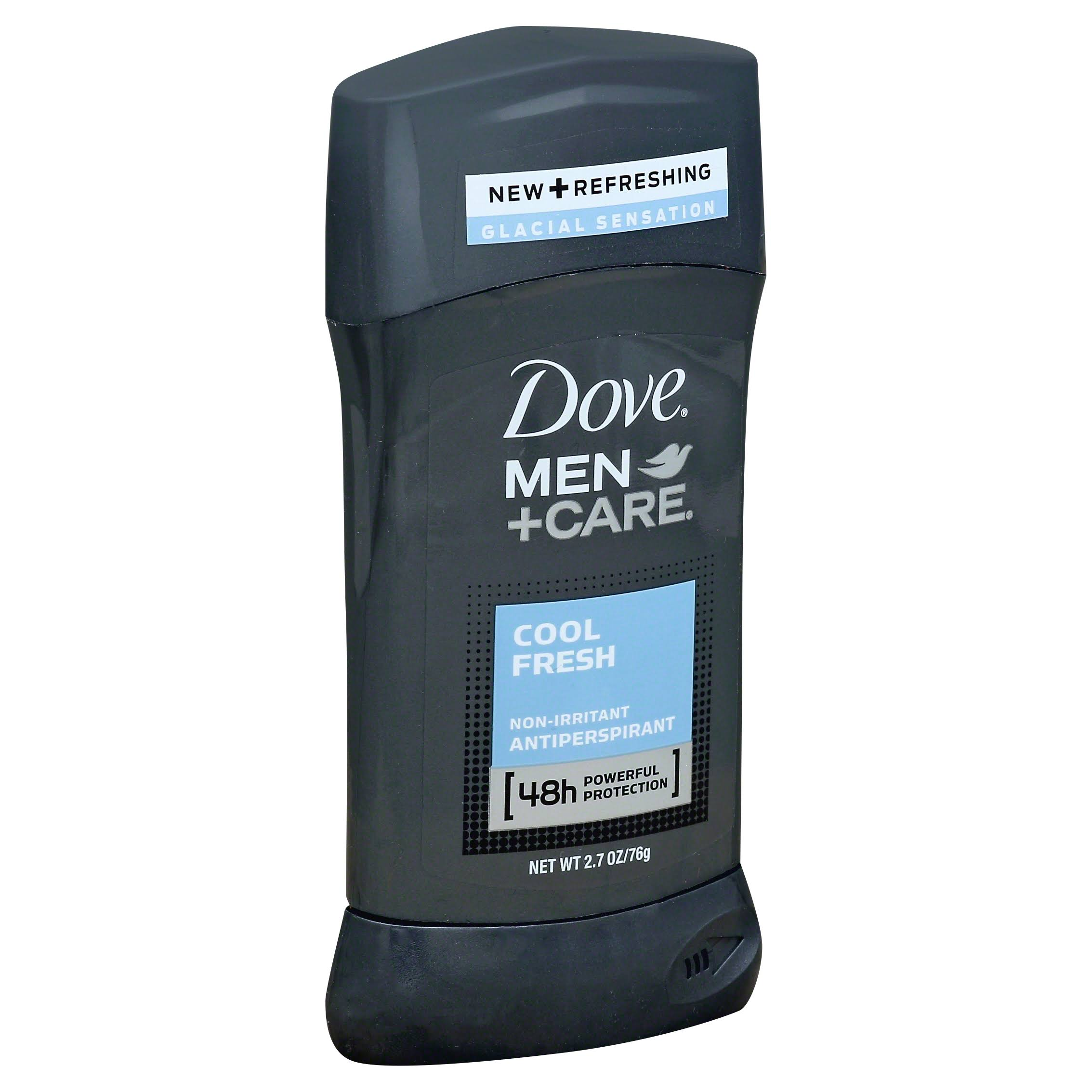 Dove Men Plus Care Cool Fresh Antiperspirant - 2.7oz