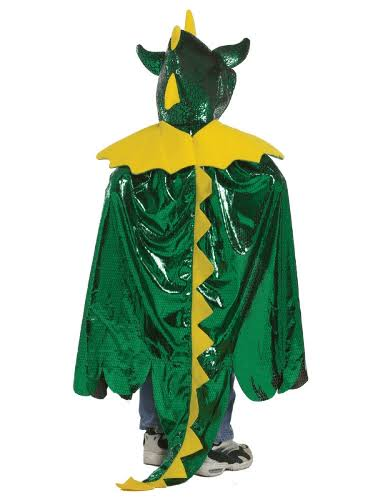 Creative Education's Dragon Cape - SIze 5/6