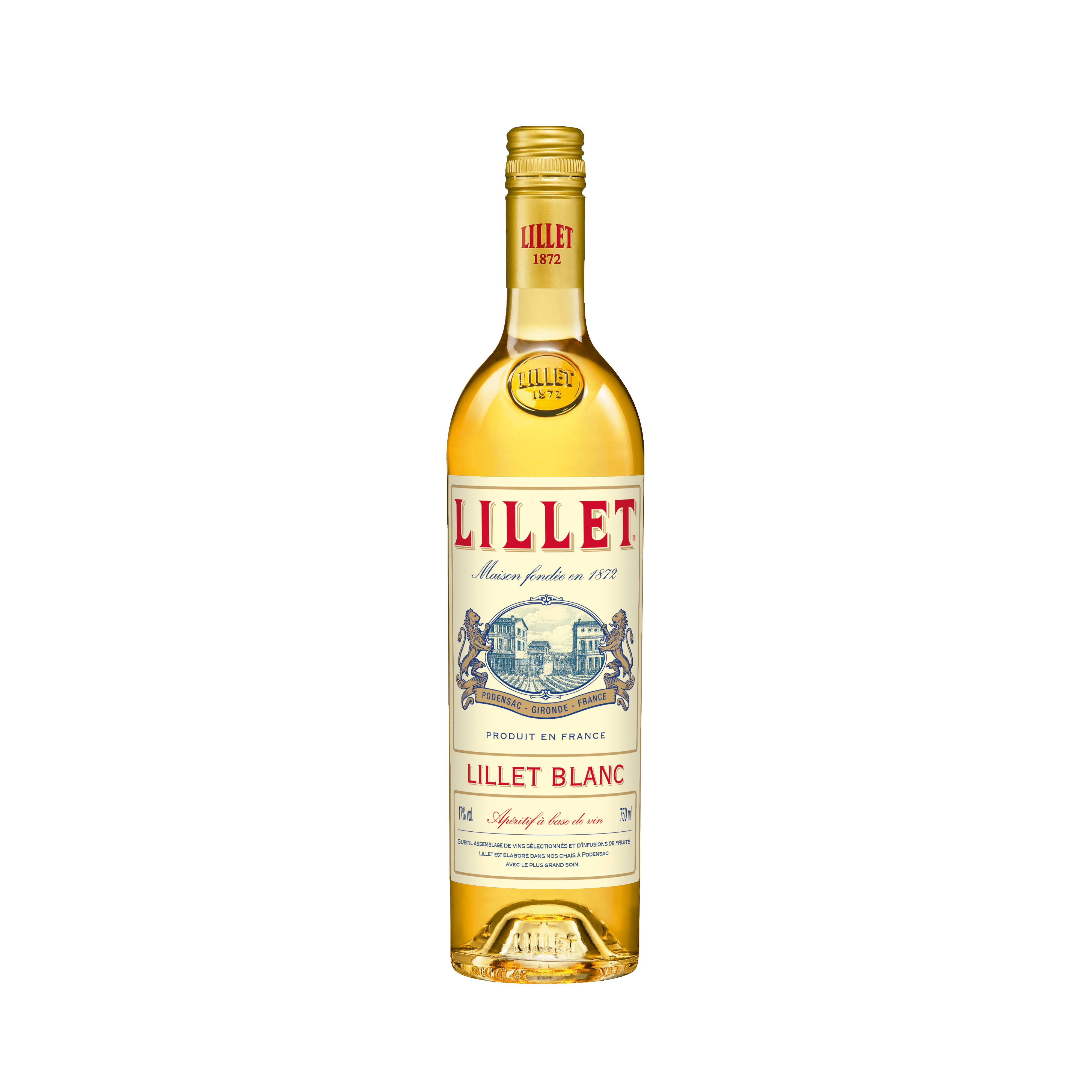 Lillet Blanc White Wine Based Aperitif - 750ml