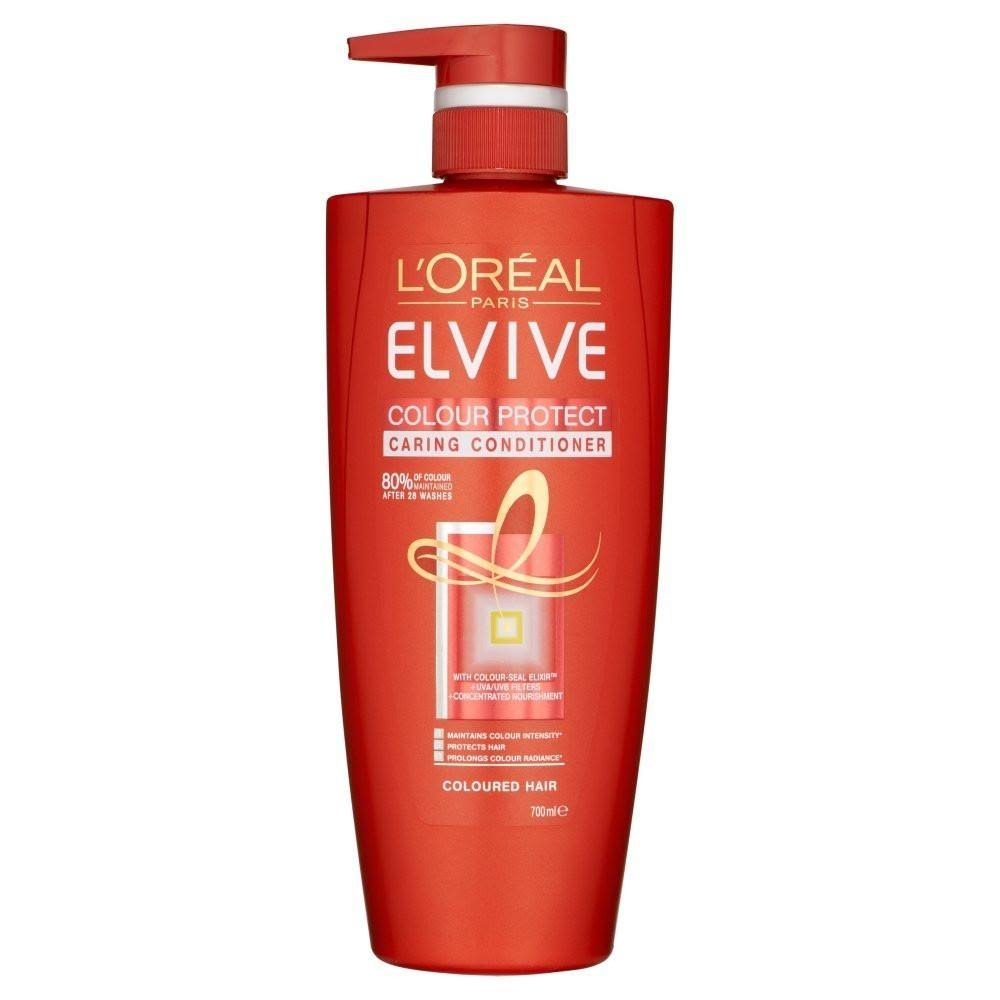 L'Oreal Paris Elvive Colour Protect Conditioner - 700ml