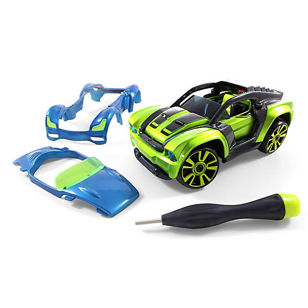 Modarri Delux Single Car Kit Toy - Customizable