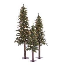7ft Black Pencil Christmas Tree by Artificial Christmas Trees Unlit Artificial Christmas Trees