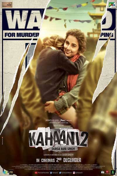 Kahaani 2 Hindi Full Movie Download 2016 720p DVDRip