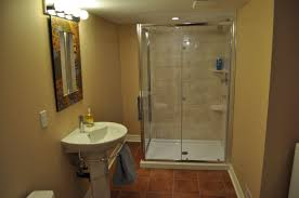 Basement Bathroom Designs Plans by Basement Bathroom Shower Ideas Home Bathroom Design Plan