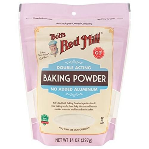 Bobs Red Mill Baking Powder, Double Acting - 14 oz