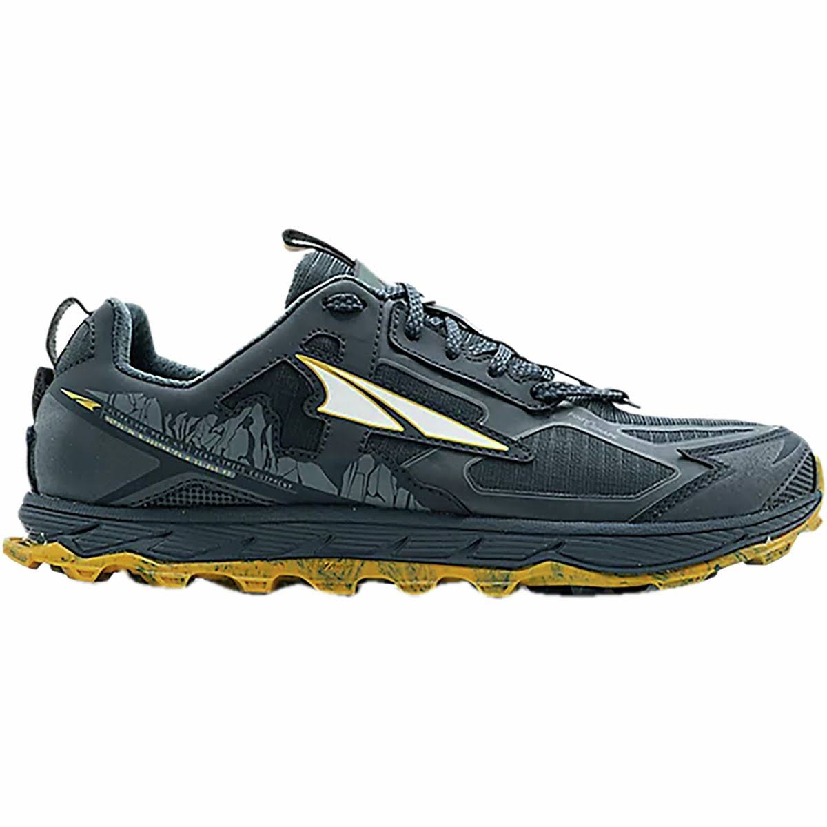 Altra Men's Lone Peak 4.5 Carbon / 11