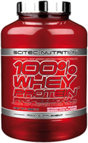 Scitec Nutrition 100% Whey Protein Professional / 2350 G / Strawberry