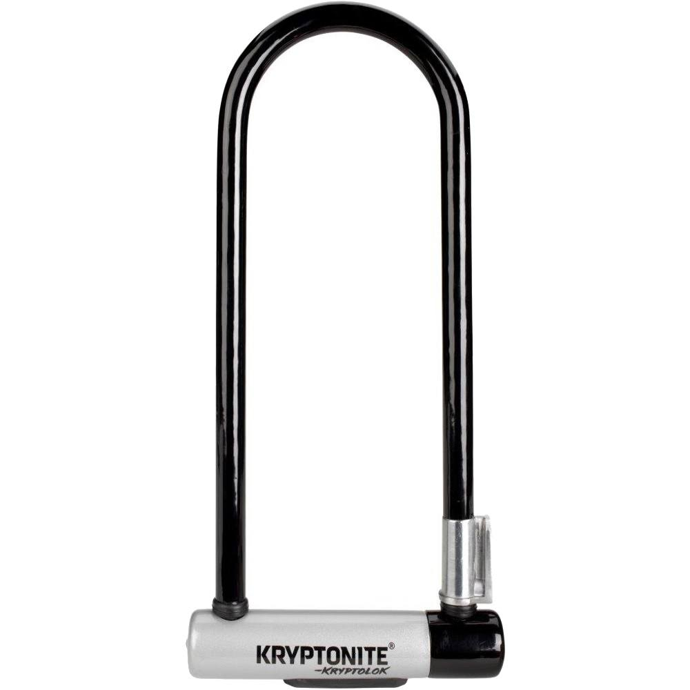"Kryptonite Kryptolok Series 2 LS U-lock - With Bracket, 4"" X 11.5"""