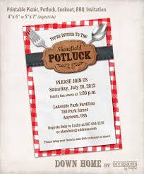 Halloween Potluck Invitation Template Free Printable by Potluck Invitation Template Themesflip Com