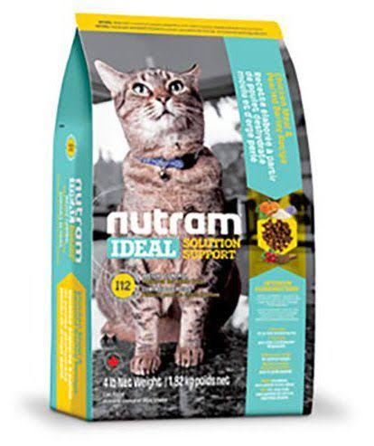 Nutram Ideal Solution Support Weight Control Cat Food - 6.8kg