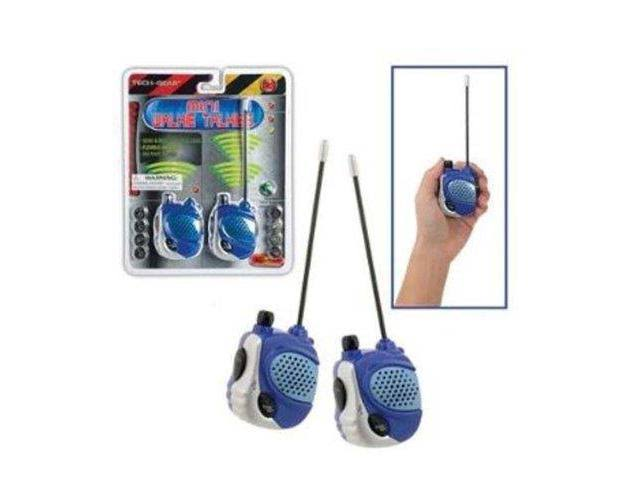 Toysmith 1537 Mini Walkie Talkie