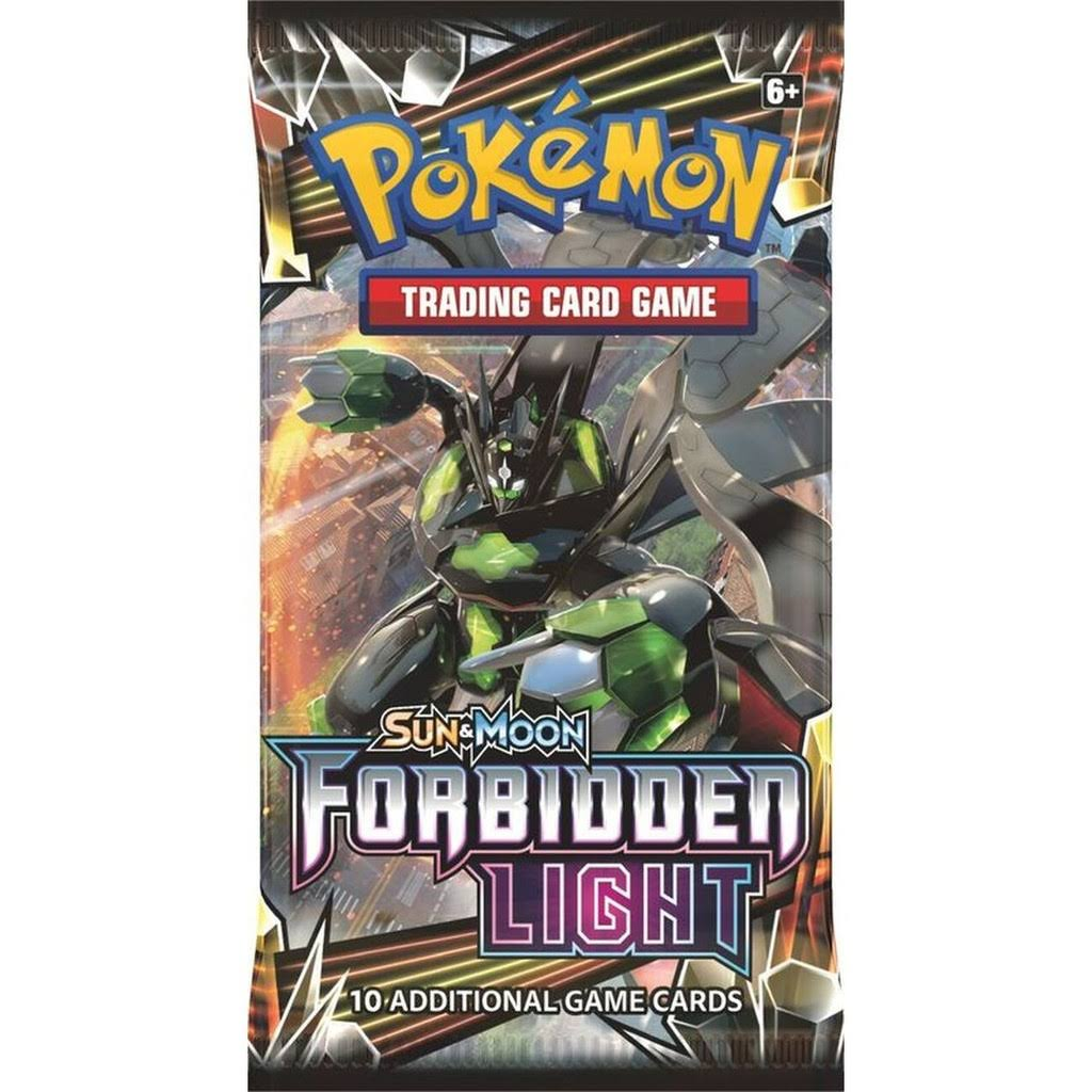 Pokemon Sun Moon Forbidden Light Booster Box