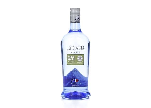Pinnacle Vodka, French - 1.75 lt