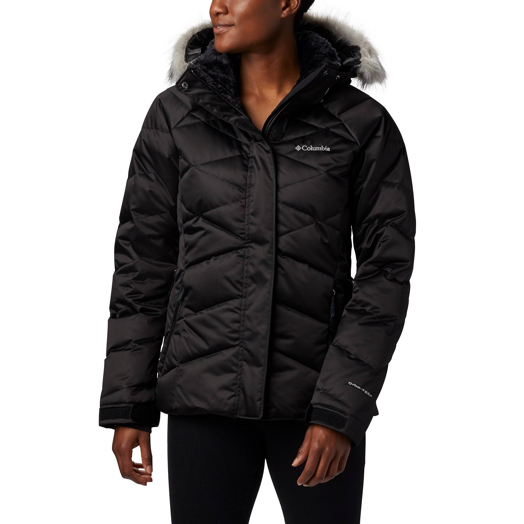 Columbia Women's Lay D Down II Jacket - M - Black