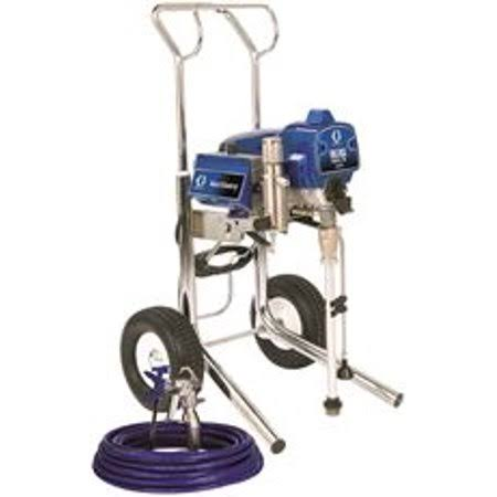 Graco Ultra Max II 495 PC Pro Airless Sprayer, Hi-Boy 17C335