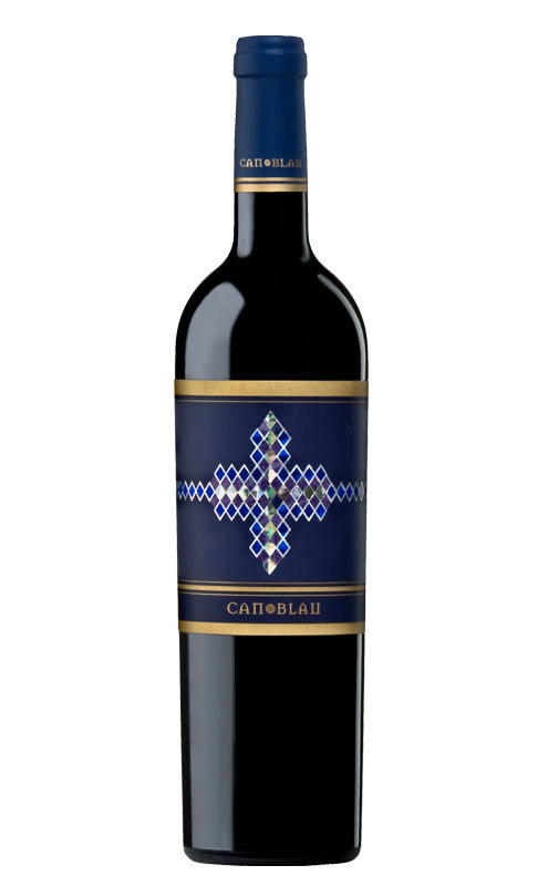 Can Blau Red Blend, Spain (Vintage Varies) - 750 ml bottle