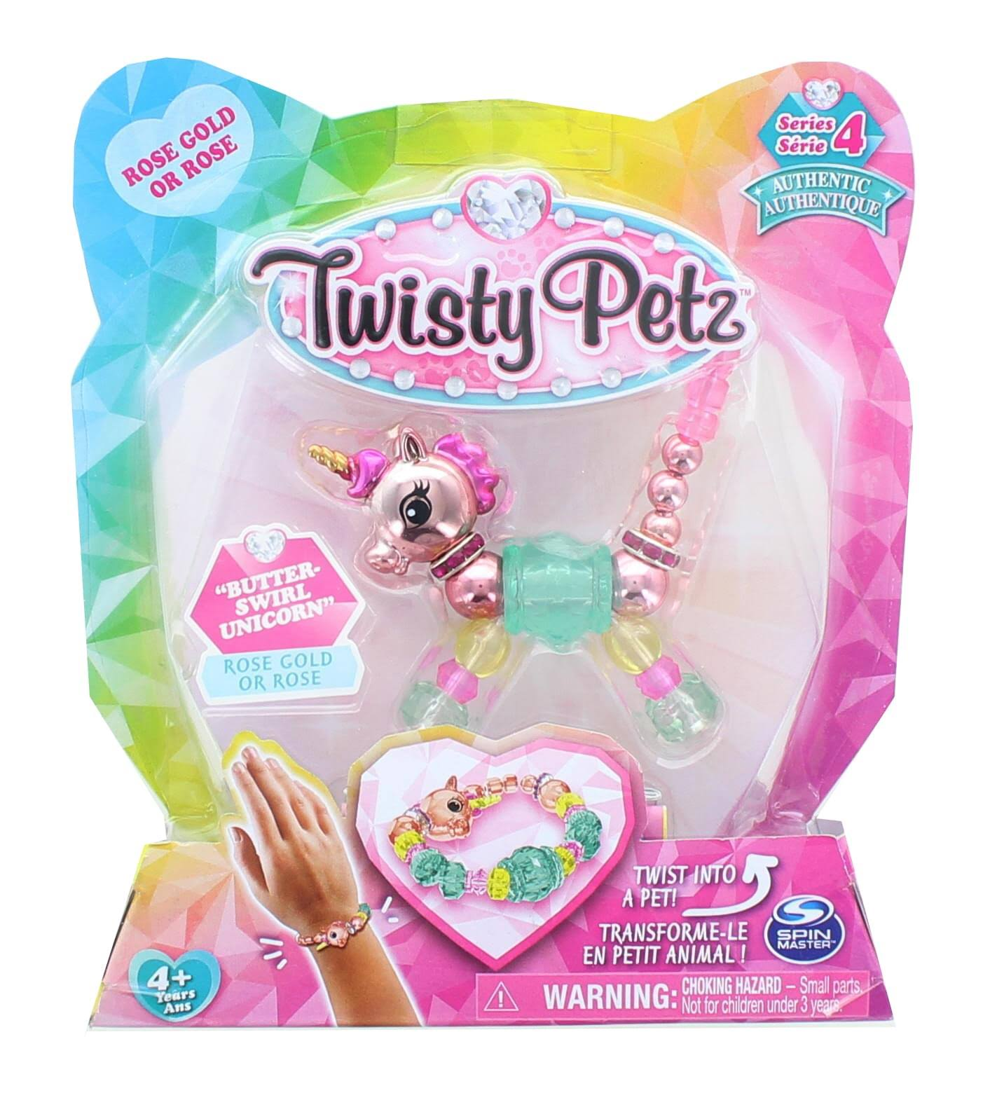 Twisty Petz Bracelet | Shockstar Flying Unicorn