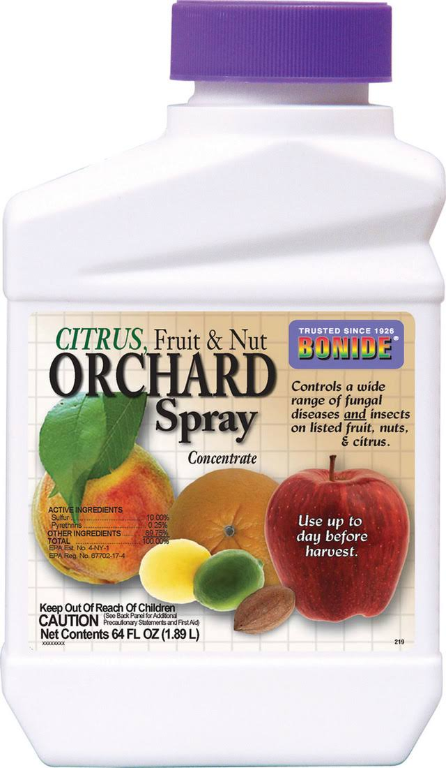 Bonide Chemical Citrus Fruit and Nut Orchard Spray - 16oz