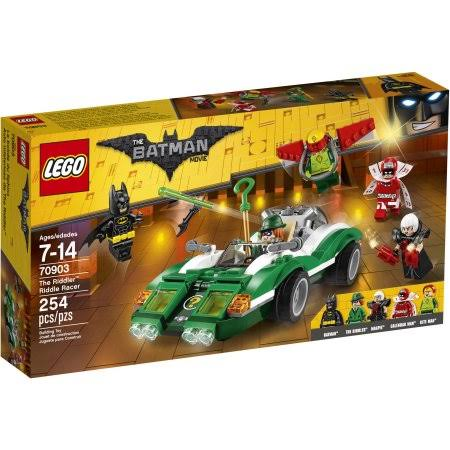 LEGO 70903 Batman Movie The Riddler Riddle Racer