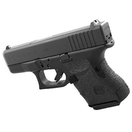 Talon Grips 105R Adhesive Grip for Glock 26 Gen3 Rubber Black