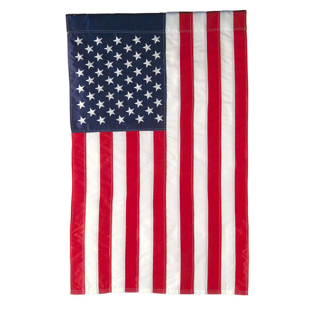 "Evergreen Enterprises American House Flag - 28"" x 44"""