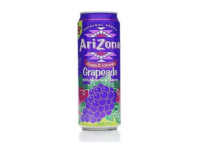 Arizona Grapeade - 23oz