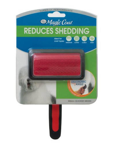 Four Paws Magic Coat Slicker Brush - Small