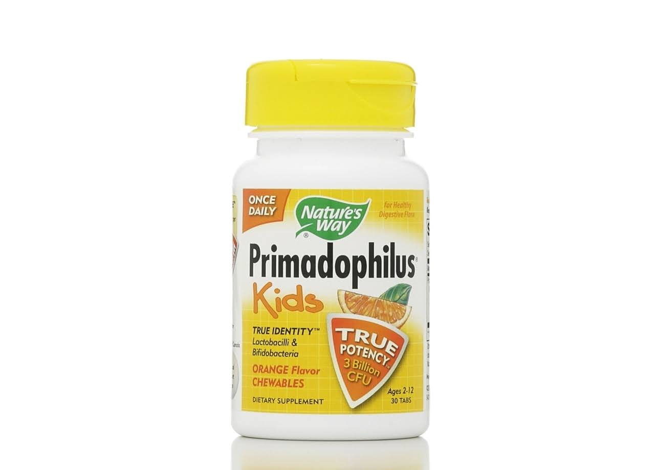 Nature's Way Primadophilus Kids - Orange