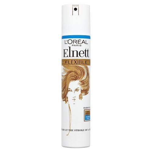 L'oreal Elnett Flexible Hold Hair Spray - 200ml