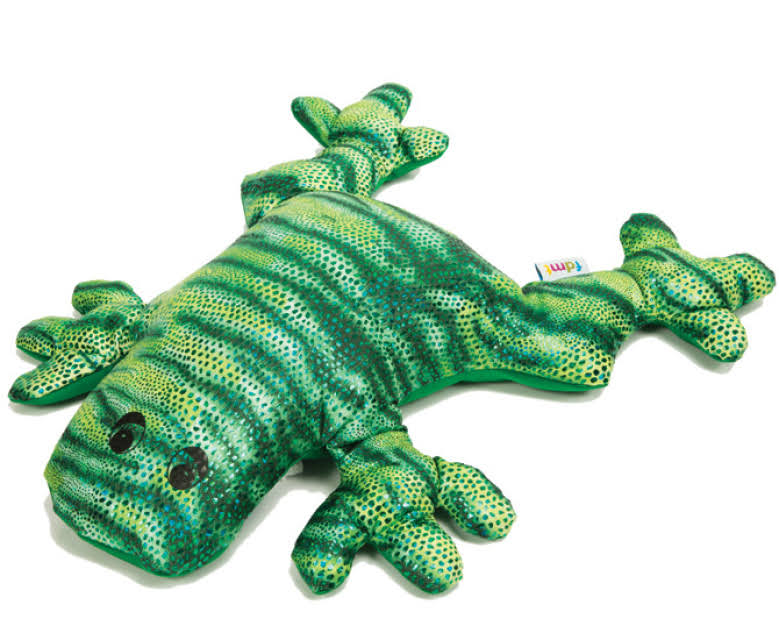 Manimo Frog Stuffed Animal Toy - Green, 2.5kg