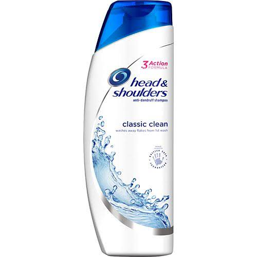 Head & Shoulders Classic Clean Shampoo 500 ml