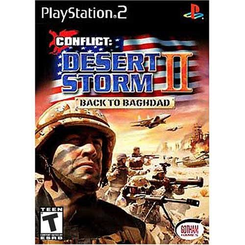 Conflict: Desert Storm II: Back to Baghdad - PlayStation 2