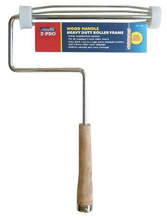 Premier Paint Roller Frame - 5 Wire, Wood Handle, 9""