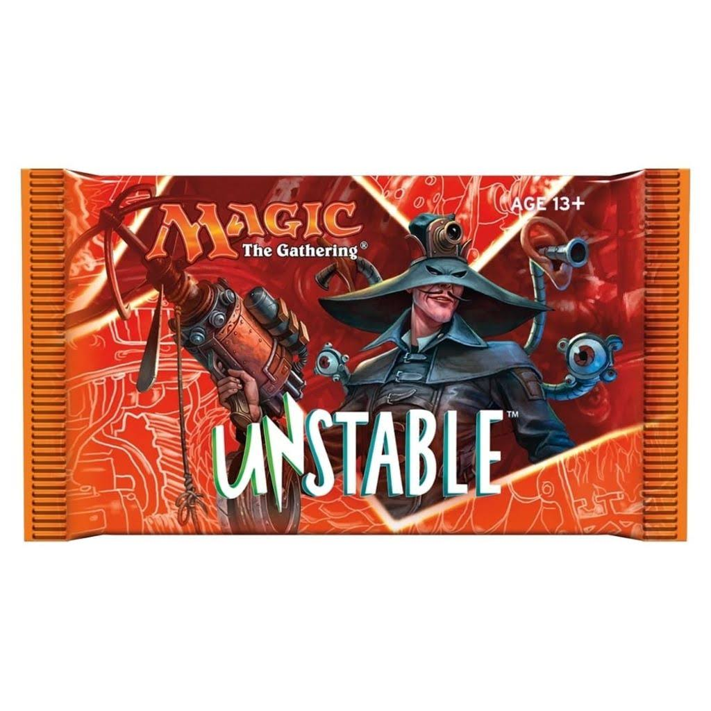 Magic The Gathering: Unstable Booster Pack (1)