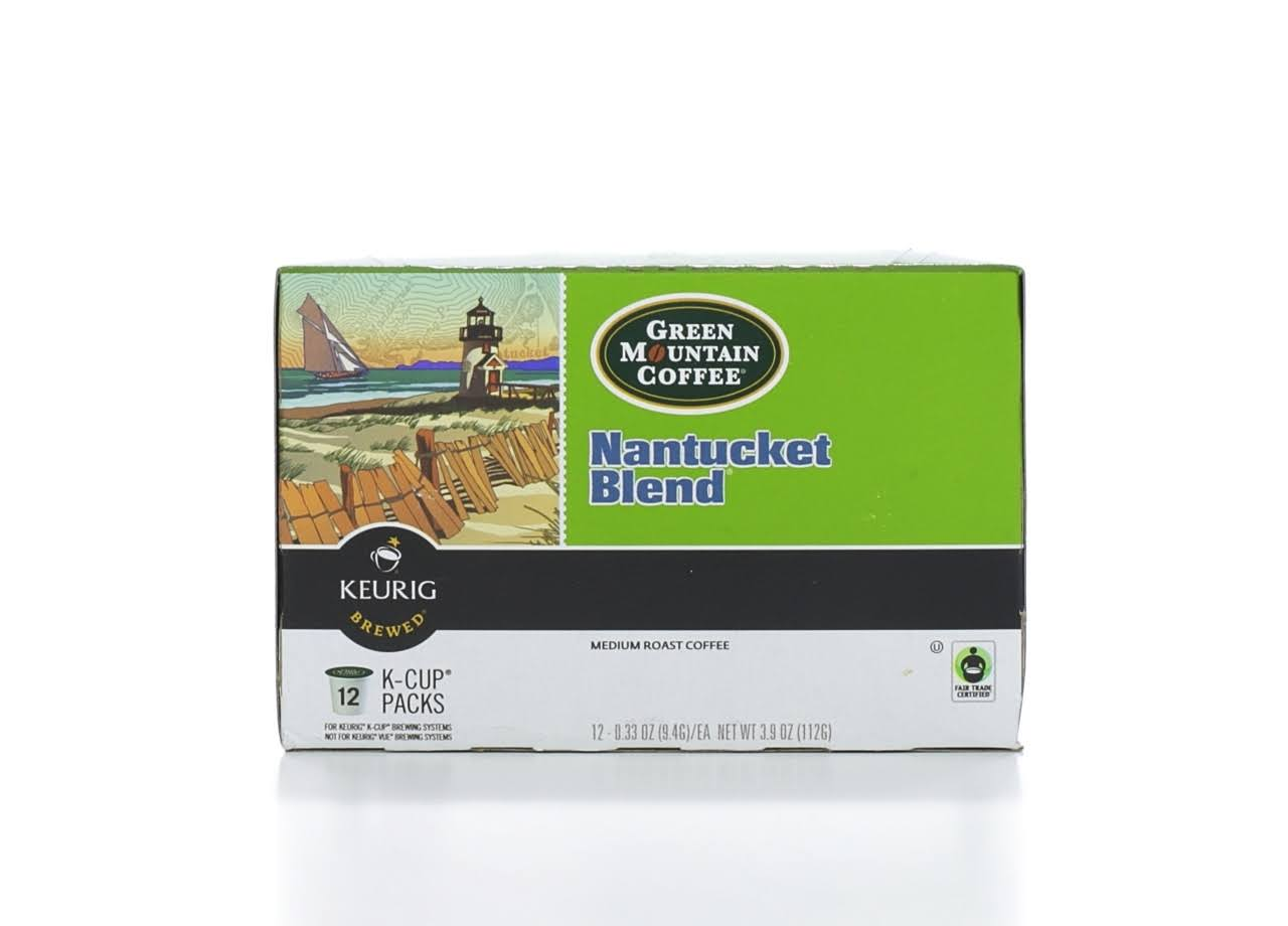 Keurig Green Mountain Coffee - Nantucket Blend